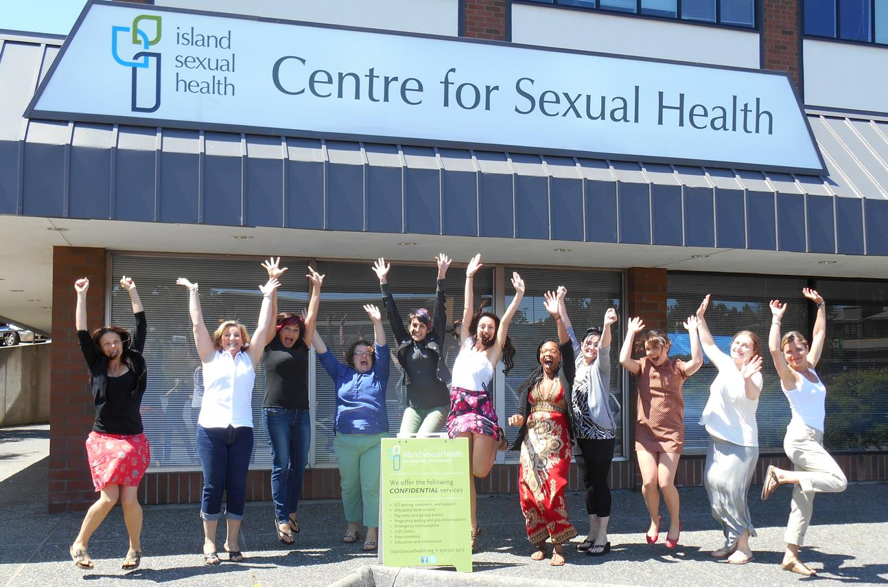 Sexual health resources positions