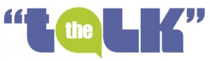 the new logo, the talk, for the community education program