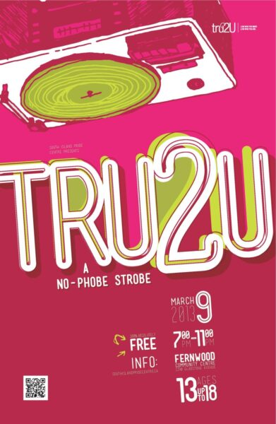 Visit us at TRU2U Youth Dance on March 9th!