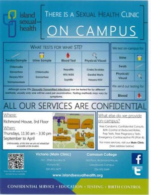 Camosun College Clinic is Open!