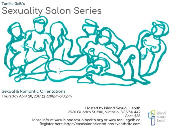 Tanille Geib's Spring Sexuality Salons