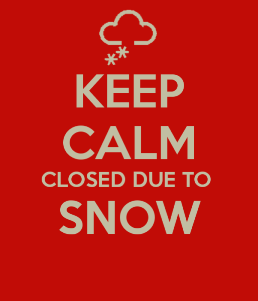 Feb 8th Quadra Street and Tsawout clinics are closed due to snow