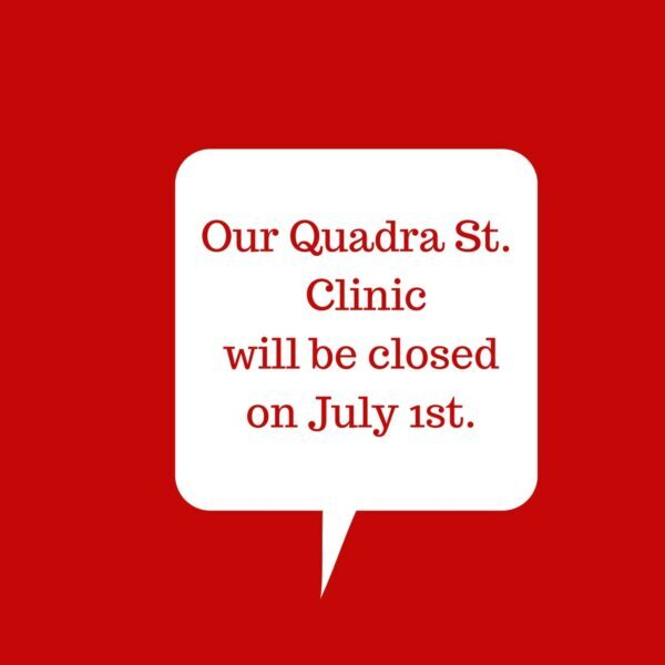 July 1st Clinic Closure